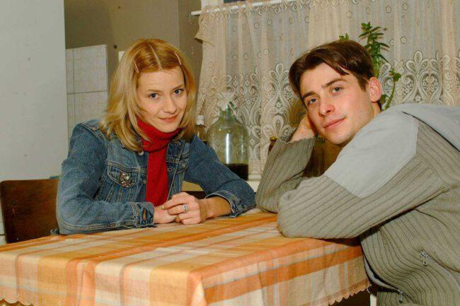 M jak miłość - Kacper Kuszewski i Małgorzata Kożuchowska