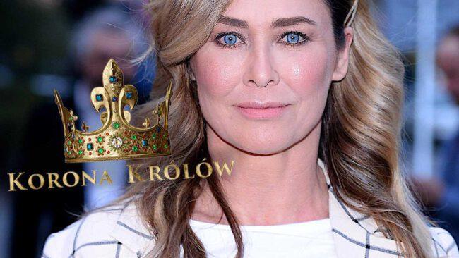Dorota Naruszewicz w Korona Królów