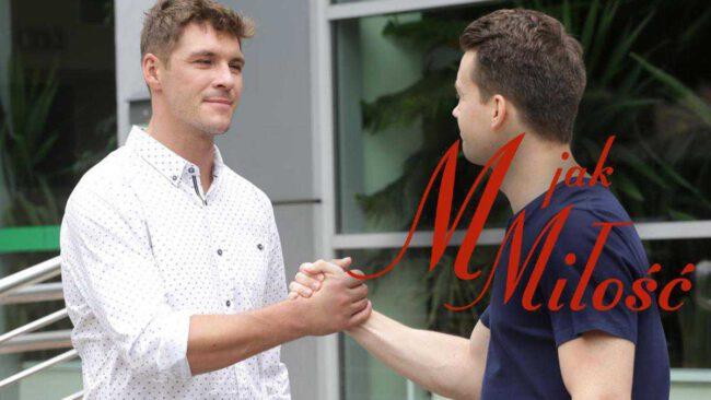 M jak miłość - Marcin i Jakub