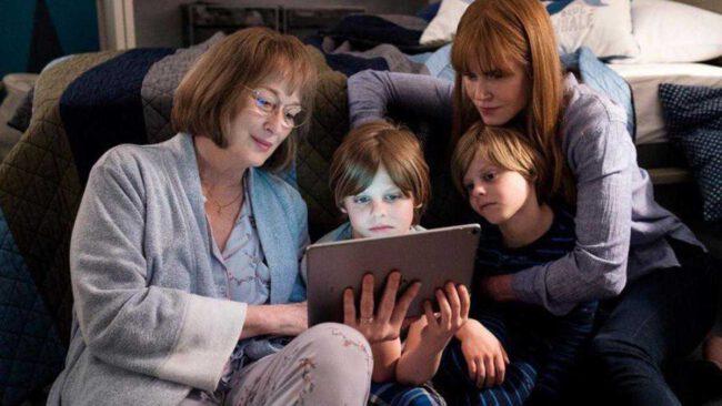 """Meryl Streep w serialu """"Wielkie kłamstewka"""""""