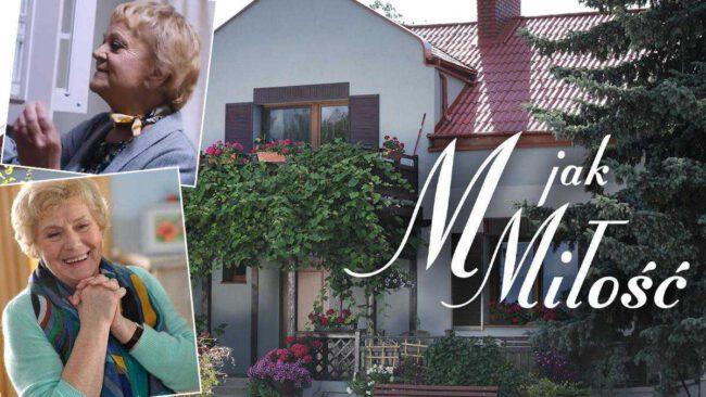 M jak miłość - Dom Mostowiaków przejdzie gruntowny remont