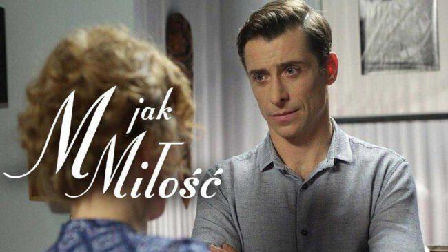 Kacper Kuszewski wróci do M jak miłość?
