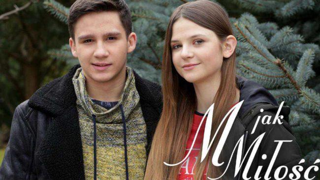 M jak miłość - Lilka Banach, Mateusz Mostowiak