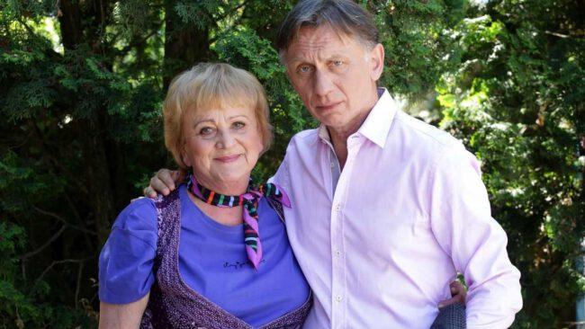 M jak miłość - Kisielowa (Małgorzata Różniatowska), Robert (Krzysztof Tyniec)