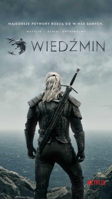 Wiedźmin - plakat