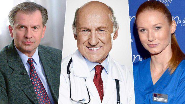 Najlepsi serialowi lekarze. Zagłosuj na swojego ulubieńca w medycznym fartuchu! [SONDA]