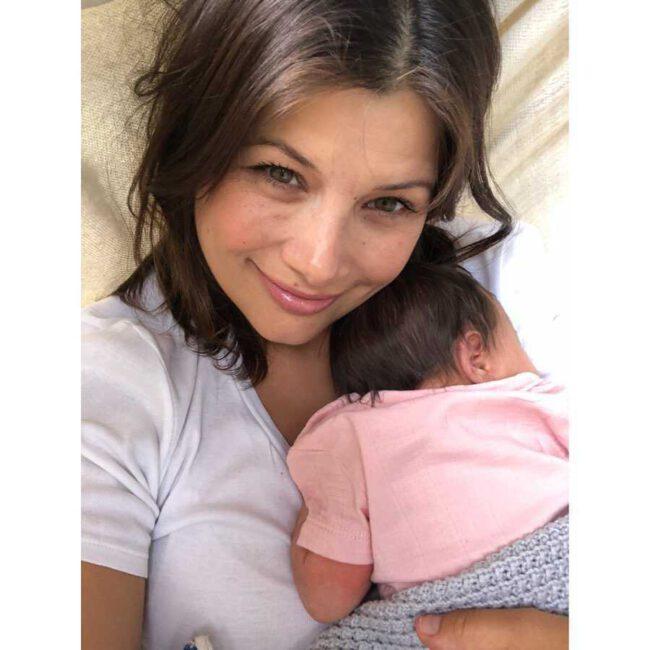 Agnieszka Sienkiewicz pokazała zdjęcie córki
