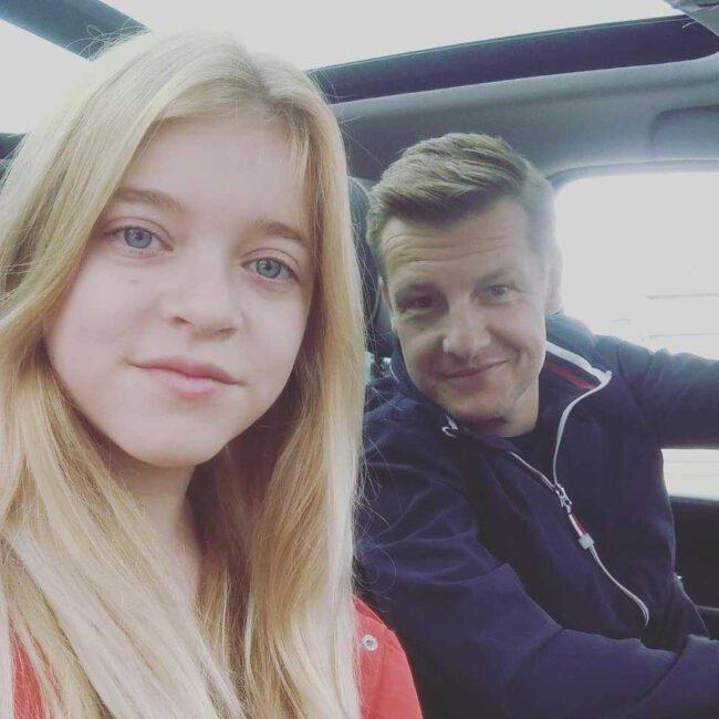 Gabriela Raczyńska i Rafał Mroczek, fot. Instagram