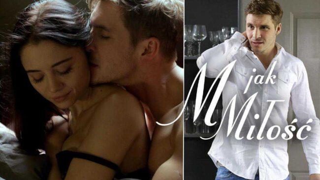 """Iza i Marcin z """"M jak miłość"""" już po ślubie. Mikołaj Roznerski opublikował urocze zdjęcie i zdradził tajemnicę nowych odcinków"""