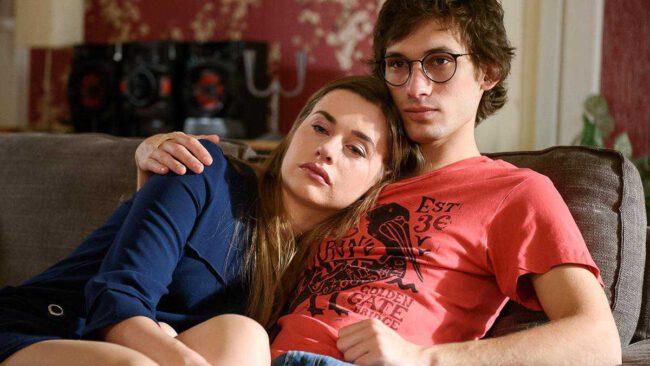 Na Wspólnej, Eliza (Katarzyna Chorzępa), Jarek (Wojciech Rotowski)
