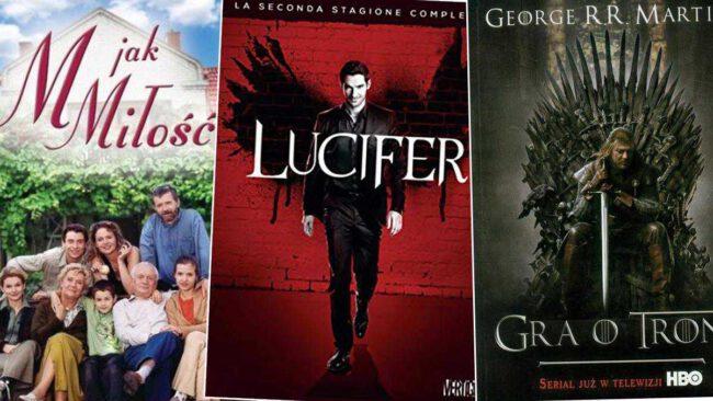 Jakie seriale Polacy najczęściej oglądają w Internecie? Będziecie zaskoczeni!