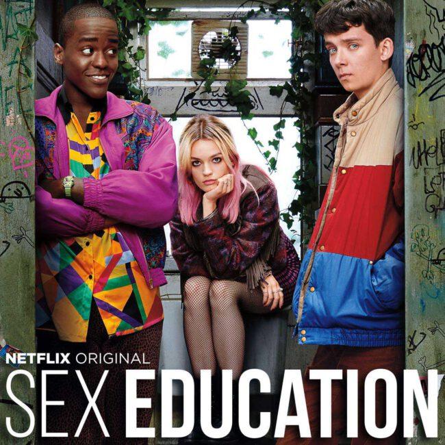 "Serial ""Sex education"""