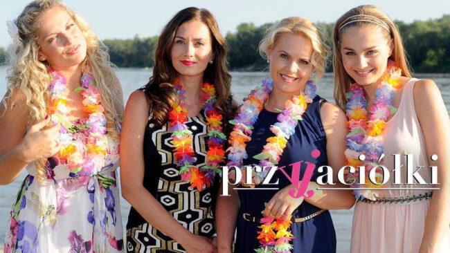 Przyjaciółki, Patrycja (Joanna Liszowksa), Zuza (Anita Sokołowska), Anka (Magdalena Stużyńska), Inga (Małgorzata Socha)