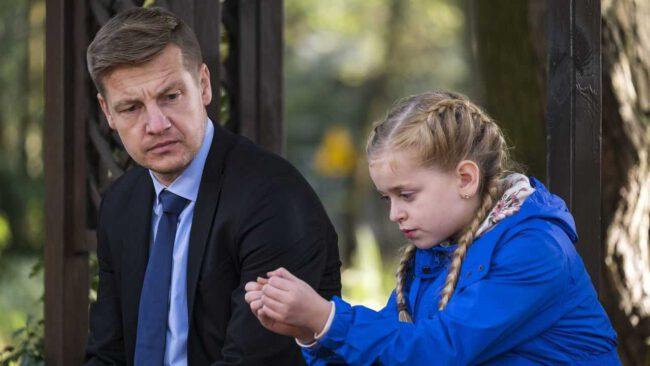 M jak miłość, Paweł (Rafał Mroczek), Basia (Gabriela Raczyńska)