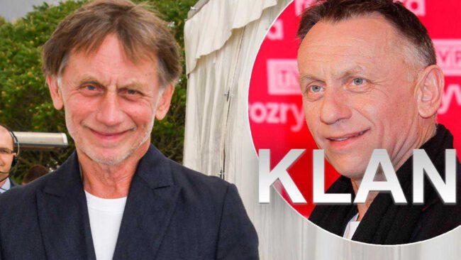 """Krzysztof Tyniec w """"Klanie"""" będzie jak Robercik z """"M jak miłość"""". Taki lokator to koszmar!"""