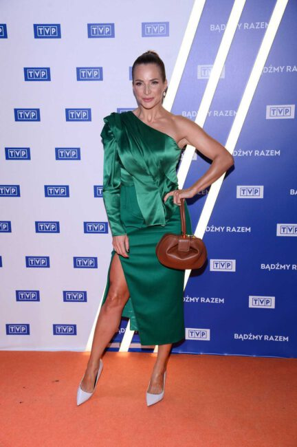 Anna Dereszowska – jesienna ramówka TVP 2019
