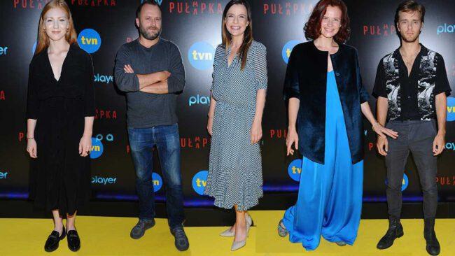 Serial Pułapka - konferencja promująca drugi sezon