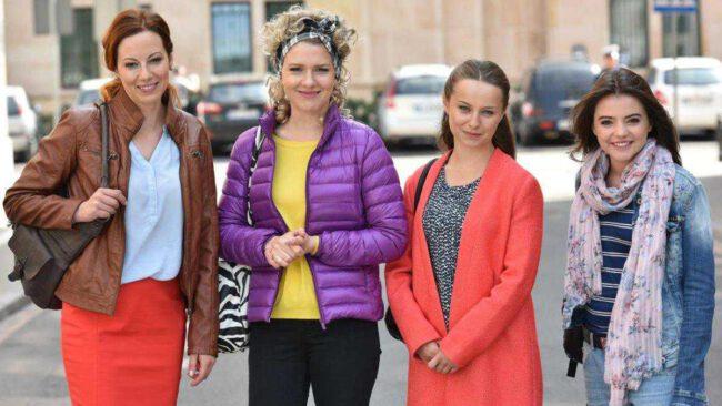 """""""Dziewczyny ze Lwowa"""" powracają. Co wydarzy się w życiu przyjaciółek?"""