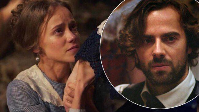 """Andriej Żadan uratował Katię przed gwałtem. Tak narodzi się nowa miłość w serialu """"Zniewolona""""? Wiemy!"""