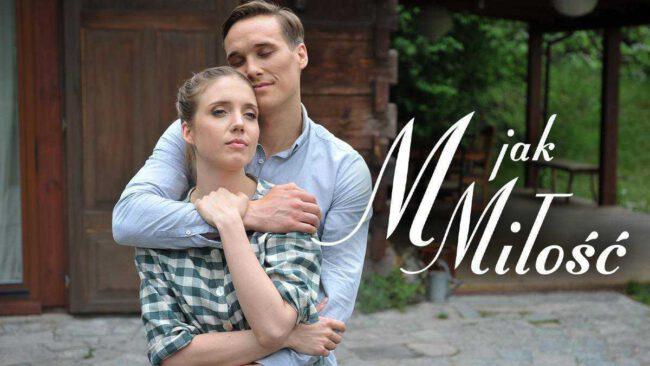 M jak miłość, Olek (Maurycy Popiel), Agnieszka (Ina Sobala)