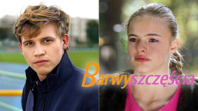 Barwy szczęścia, Zuzia (Anna Adamus), Adrian (Emil Lipski)
