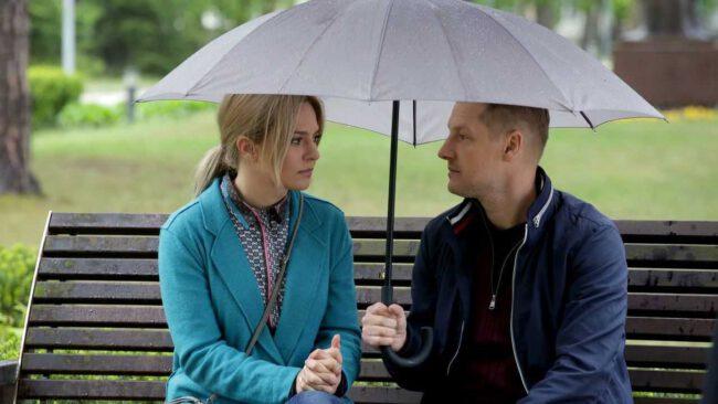 M jak miłość, Paweł (Rafał Mroczek), Julka (Joanna Kuberska)