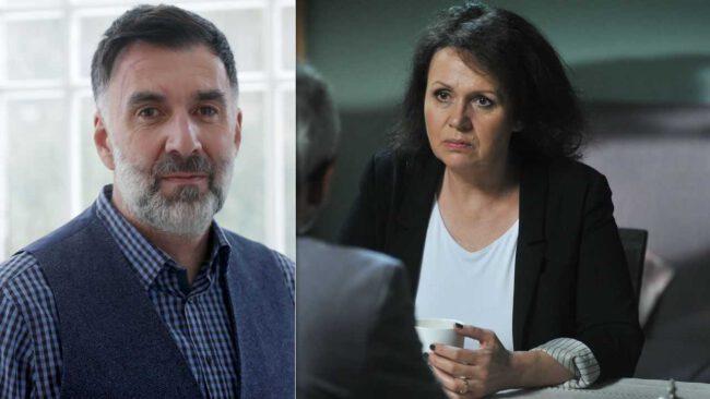 M jak miłość po wakacjach 2019, Kamil (Radosław Krzyżowski), Marysia (Małgorzata Pieńkowska)