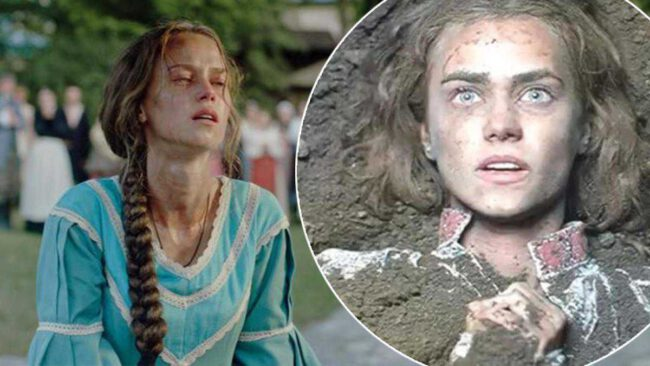 """Katerina Kowalczuk zdradziła przerażające kulisy pracy na planie serialu """"Zniewolona"""". Takie warunki ciężko sobie wyobrazić"""