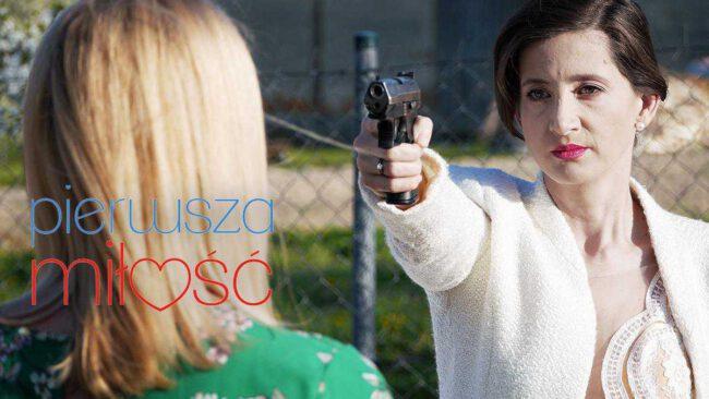 Pierwsza miłość (odc. 2913): Emilka wtargnie na ślub Mateusza! Wanda ją zastrzeli?