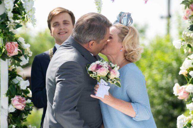 """Ślub Danki (Lucyna Malec) i Marka (Grzegorz Gzyl) w 2950 odcinku """"Na Wspólnej"""""""