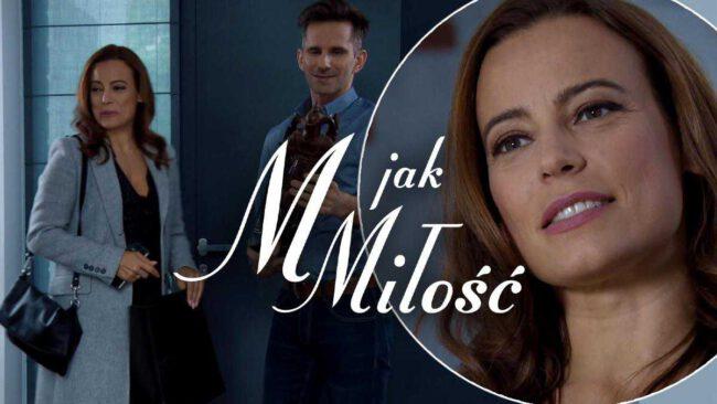 M jak miłość (odc. 1454): Kamil uwodzi Magdę! Chodakowska zostawi Andrzeja dla przyjaciela sprzed lat?