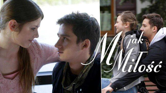 """Pierwszy seks Mateusza i Lilki z """"M jak miłość"""". Pierwszy raz nie będzie ich wymarzonym!"""