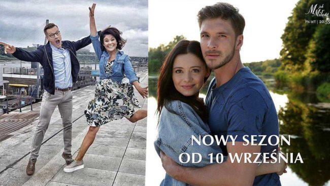 """Skargi widzów """"M jak miłość"""". Przed emisją pierwszego odcinka w sieci wybuchła prawdziwa wojna!"""