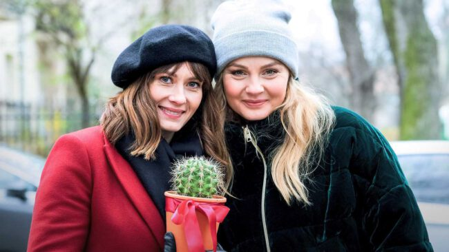 Serial Przyjaciółki - Zuza i Inga