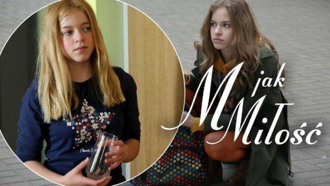 M jak miłość, Ania (Gabriela Świerczyńska), Basia (Gabriela Raczyńska)
