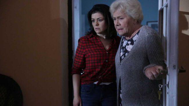 M jak miłość odcinek 1453, Kinga (Katarzyna Cichopek), Barbara (Teresa Lipowska)