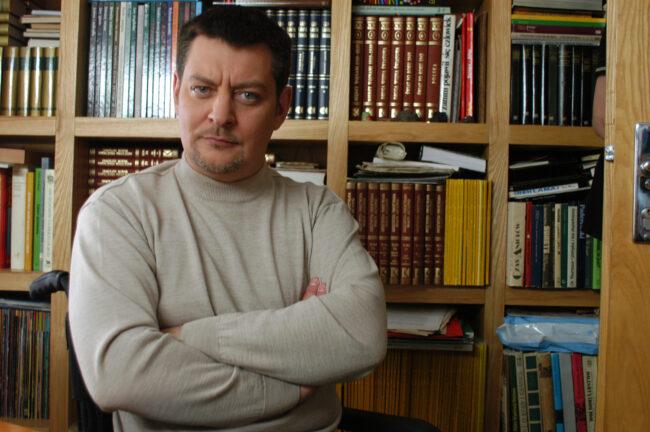 Norbert Wojciechowski (Mariusz Sabiniewicz)