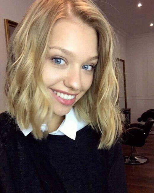Nicole Bogdanowicz ma nową fryzurę