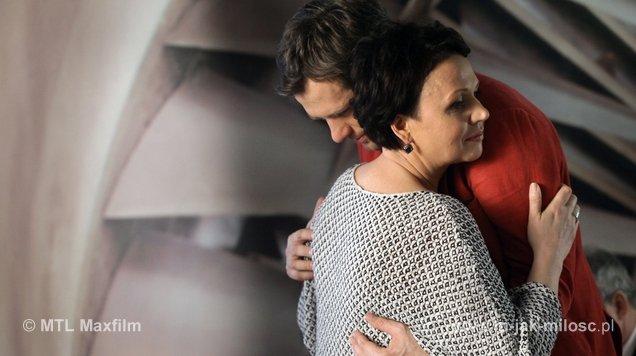 M jak miłość, Marysia (Małgorzata Pieńkowska), Michał Łagoda (Paweł Okraska)
