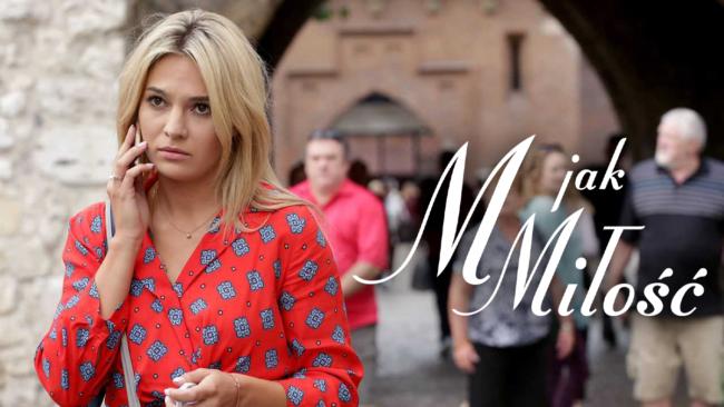 """Joanna Kuberska rzuciła pracę w """"M jak miłość"""". Co będzie z Julką i Pawłem?"""