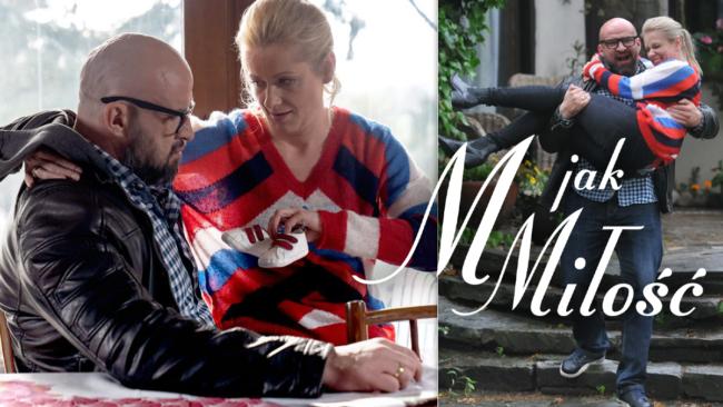 """Marzenka z """"M jak miłość"""" poroni? Jej nowa dieta wzbudzi przerażenie Andrzejka. A to nie jedyne zmartwienie Lisieckich!"""