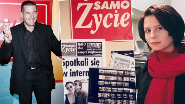 """Pamiętacie serial """"Samo życie""""? Co po latach dzieje się z gwiazdami kultowej produkcji Polsatu?"""