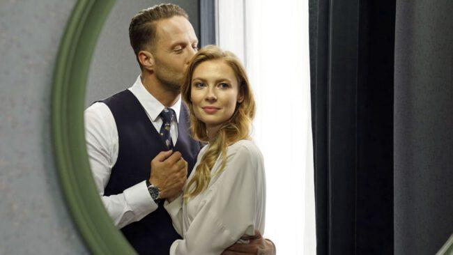 Barwy szczęścia, Sebastian (Marek Krupski), Dominika (Paulina Chapko)
