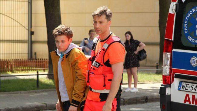 Na dobre i na złe - Marcin Molenda (Filip Bobek)