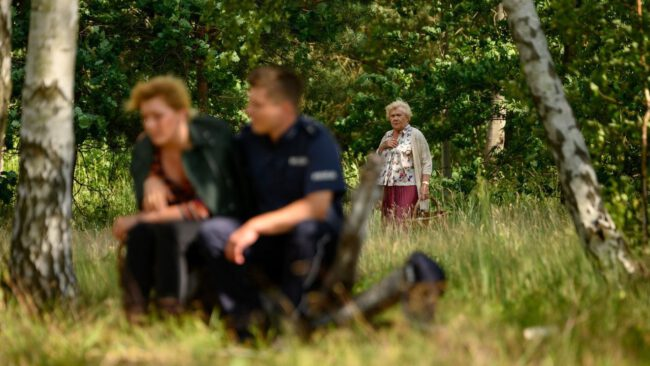 M jak miłość odcinek 1465, Ula (Iga Krefft), Janek (Tomas Kollarik), Barbara (Teresa Lipowska)