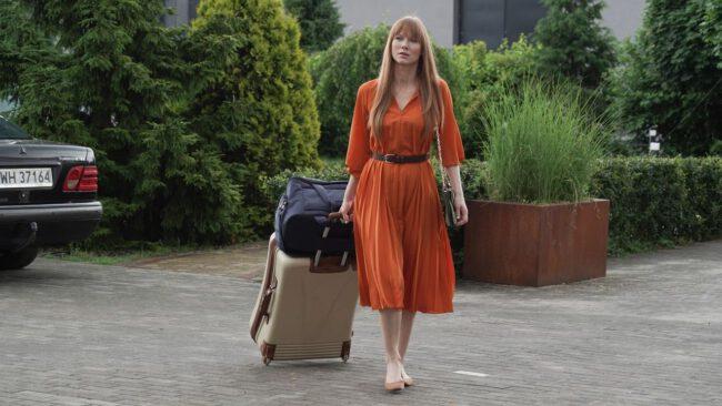 Na dobre i na złe odcinek 753, Wiktoria Consalida (Katarzyna Dąbrowska) ostatni raz w Leśnej Górze