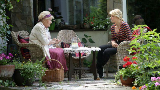 M jak miłość odcinek 1465, Ula (Iga Krefft), Barbara (Teresa Lipowska)