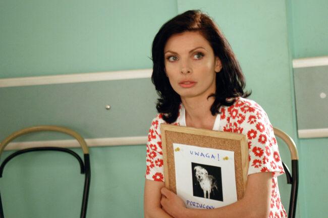 Agnieszka Dygant jako Mariolka w Na dobre i na złe