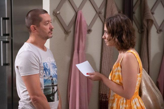 Na Wspólnej odcinek 2986, Joanna Berg (Anna Cieślak) Bogdan (Wojciech Brzeziński)