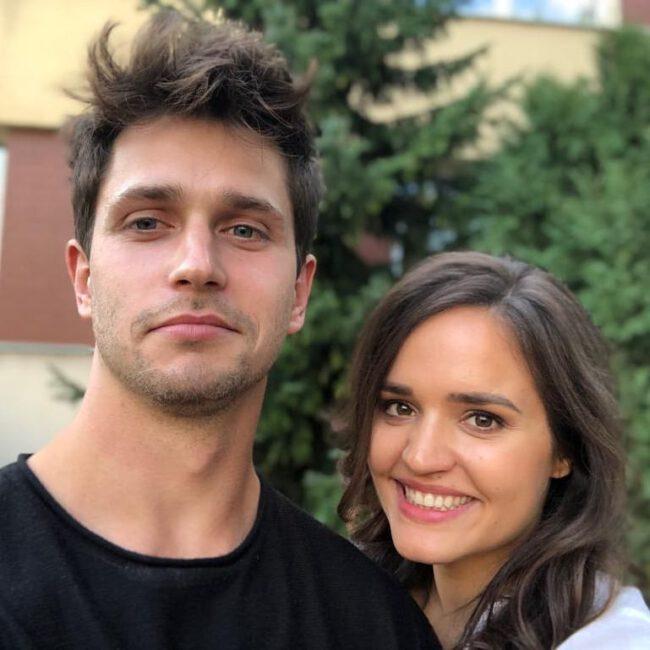Aleksandra Radwan i Michał Malinowski